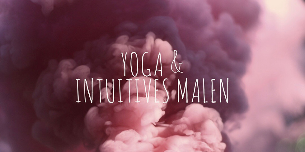 YOGA & INTUITIVES MALEN mit Isabelle & Tanja