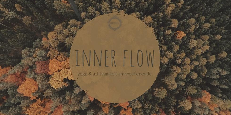 INNER FLOW - Yoga & Achtsamkeit am Wochenende mit Tanja Iten