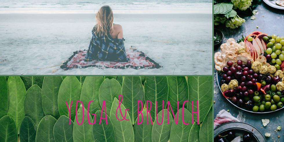 Yoga & Brunch am Sonntag, 13. Mai 2017 - Spring Edition