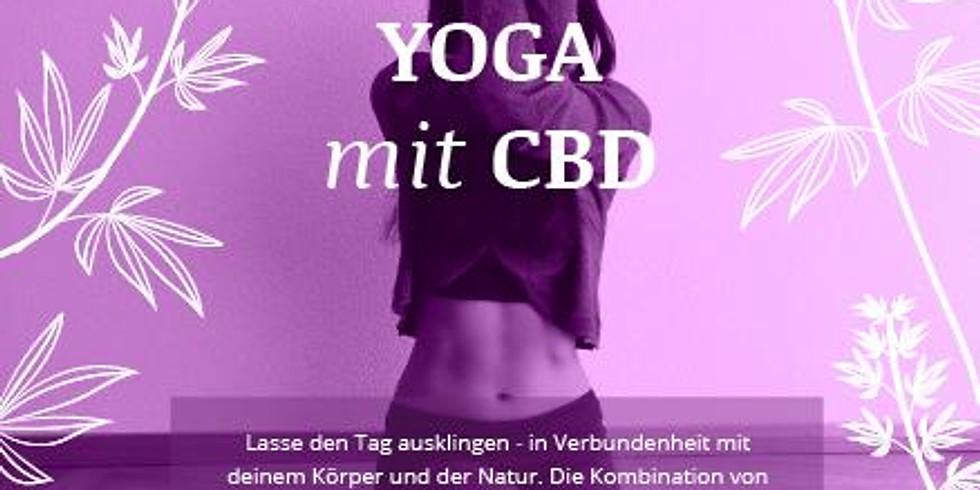 Yoga mit CBD mit Alexandra Cecchini