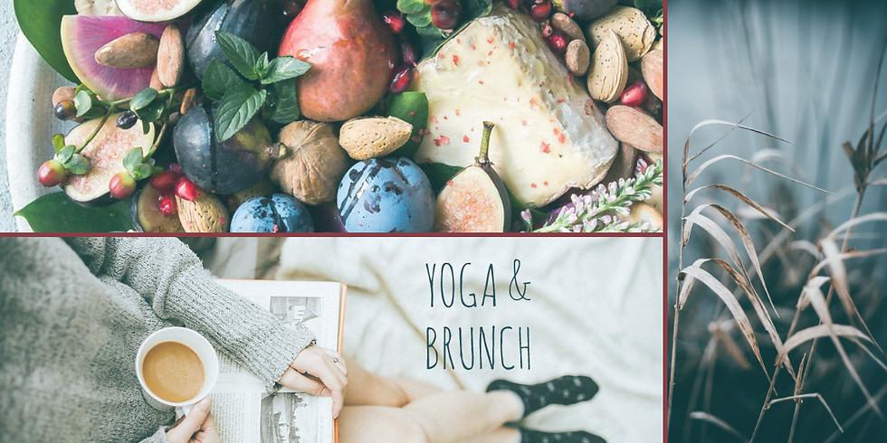 Yoga & Brunch am Sonntag, 21. Oktober 2018 - Early Autumn Edition