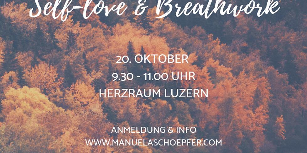 Self-Love & Breathwork - Workshop mit Manuela Schöpfer
