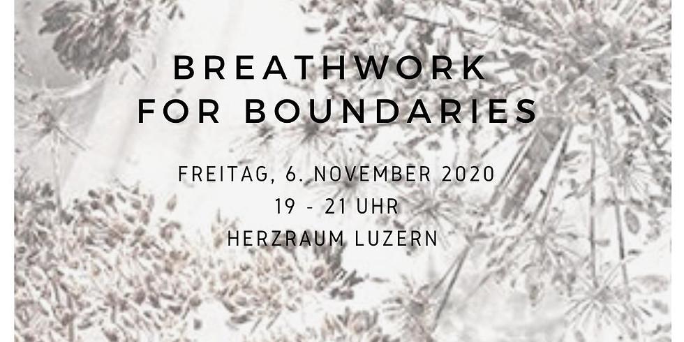 Breathwork for Boundaries mit Manuela Schöpfer