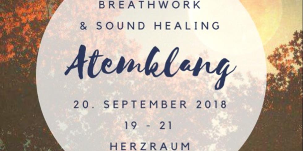 Atemklang: Breathwork & Sound healing - Workshop mit Vanessa Imhasly & Manuela Schöpfer