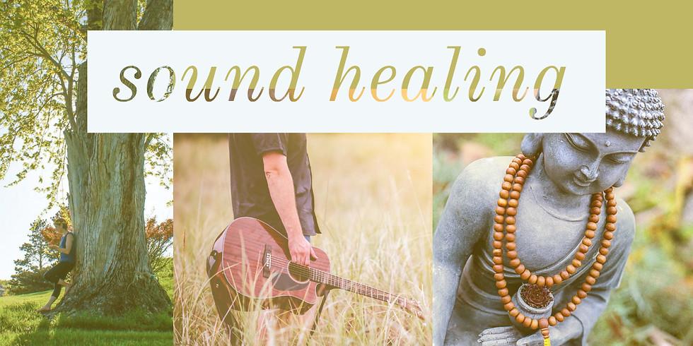 SOUND HEALING mit Bruni Gabriel