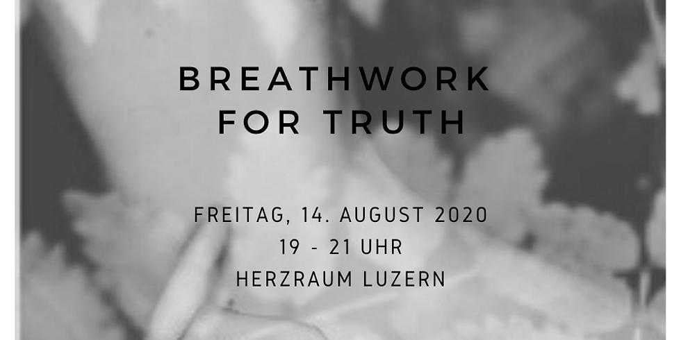 Breathwork for Truth mit Manuela Schöpfer