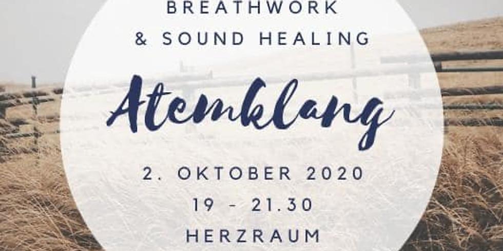 Atemklang Breathwork & Sound Healing mit Vanessa und Manuela