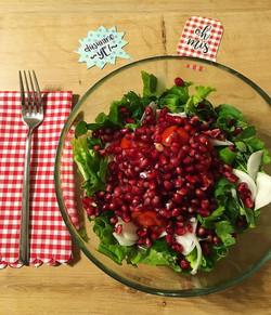 Nar Salatası