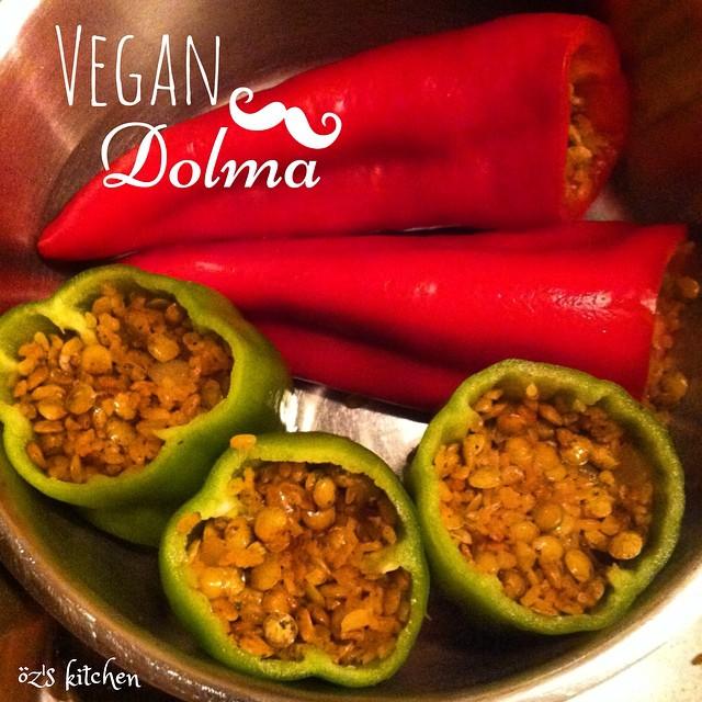Vegan Dolma