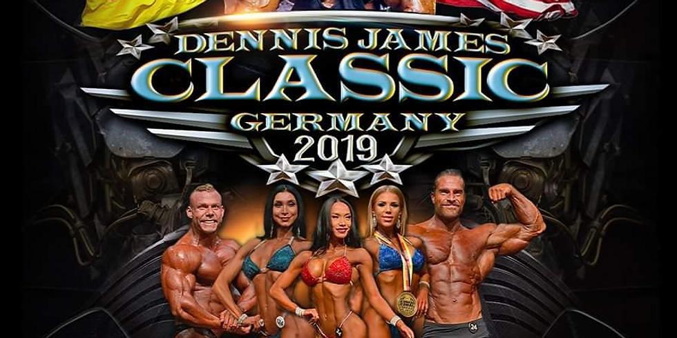 PRO QUALIFIER  DENNIS JAMES CLASSIC 2019