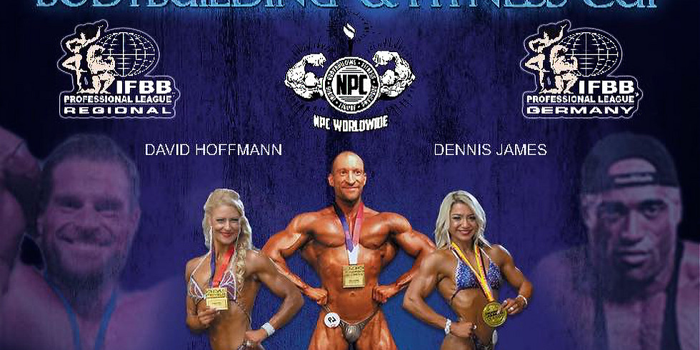 I. BAY. BODYBUILDING & FITNESS CUP
