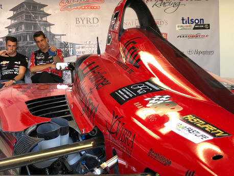 Inside Indy
