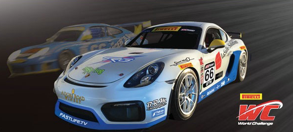 The new Porsche