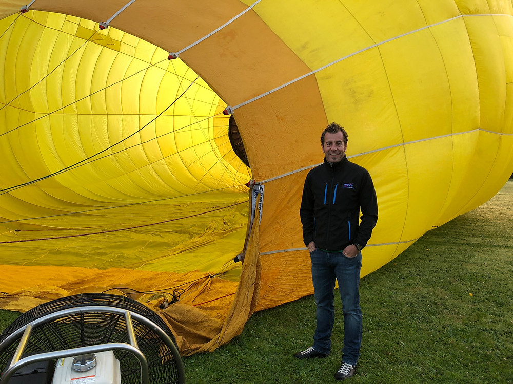 Hot Air Ballooning in France this year