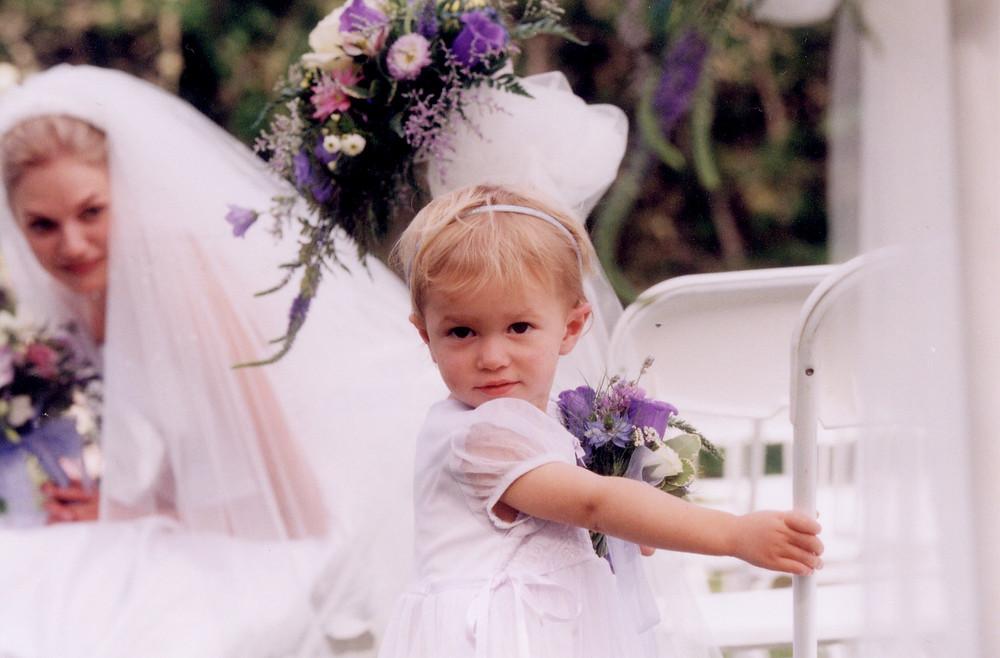 Paige, age 2.