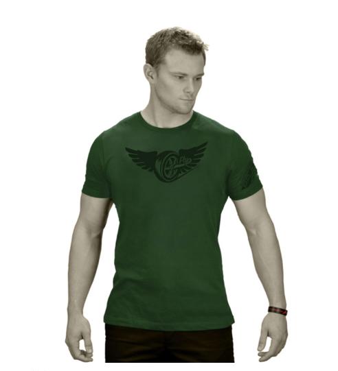 Men's T-Shirt in Green