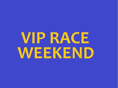 VIP Race Weekend Package
