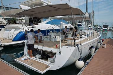 Singapore Yacht Show 2019