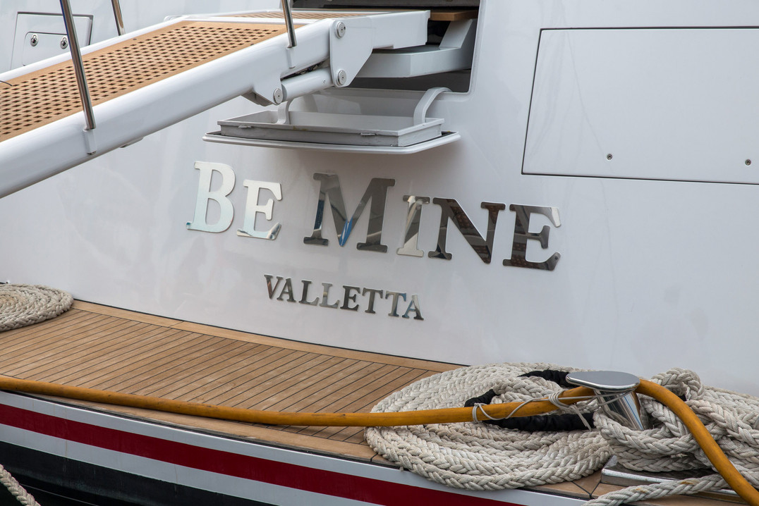 M/Y Be Mine