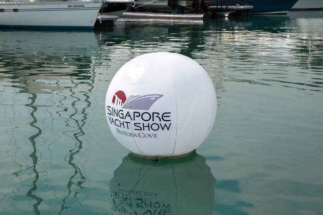Singapore Yacht Show 2019