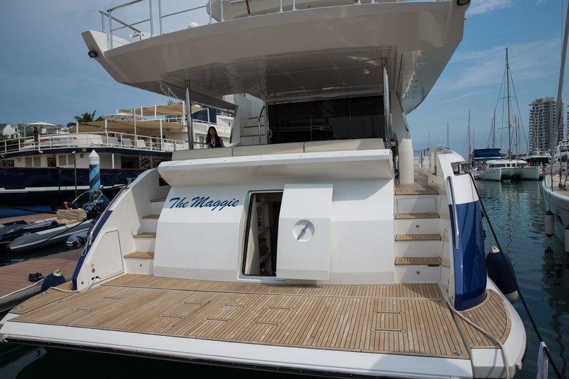 M/Y The Maggie