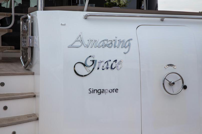 M/Y Amazing Grace