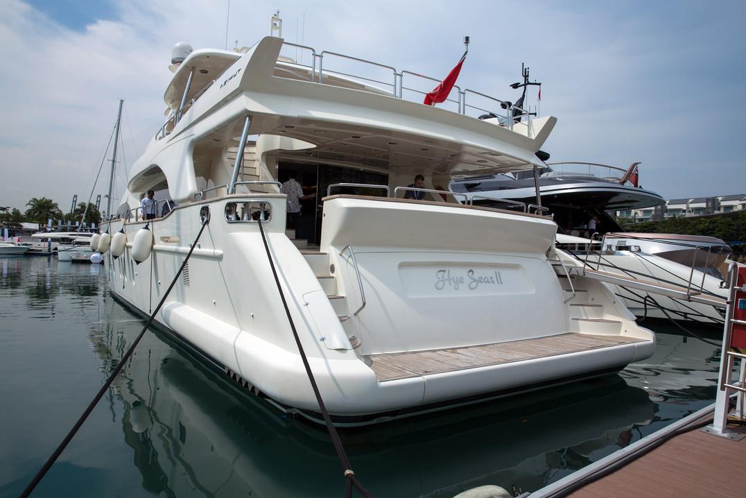 M/Y High Seas II