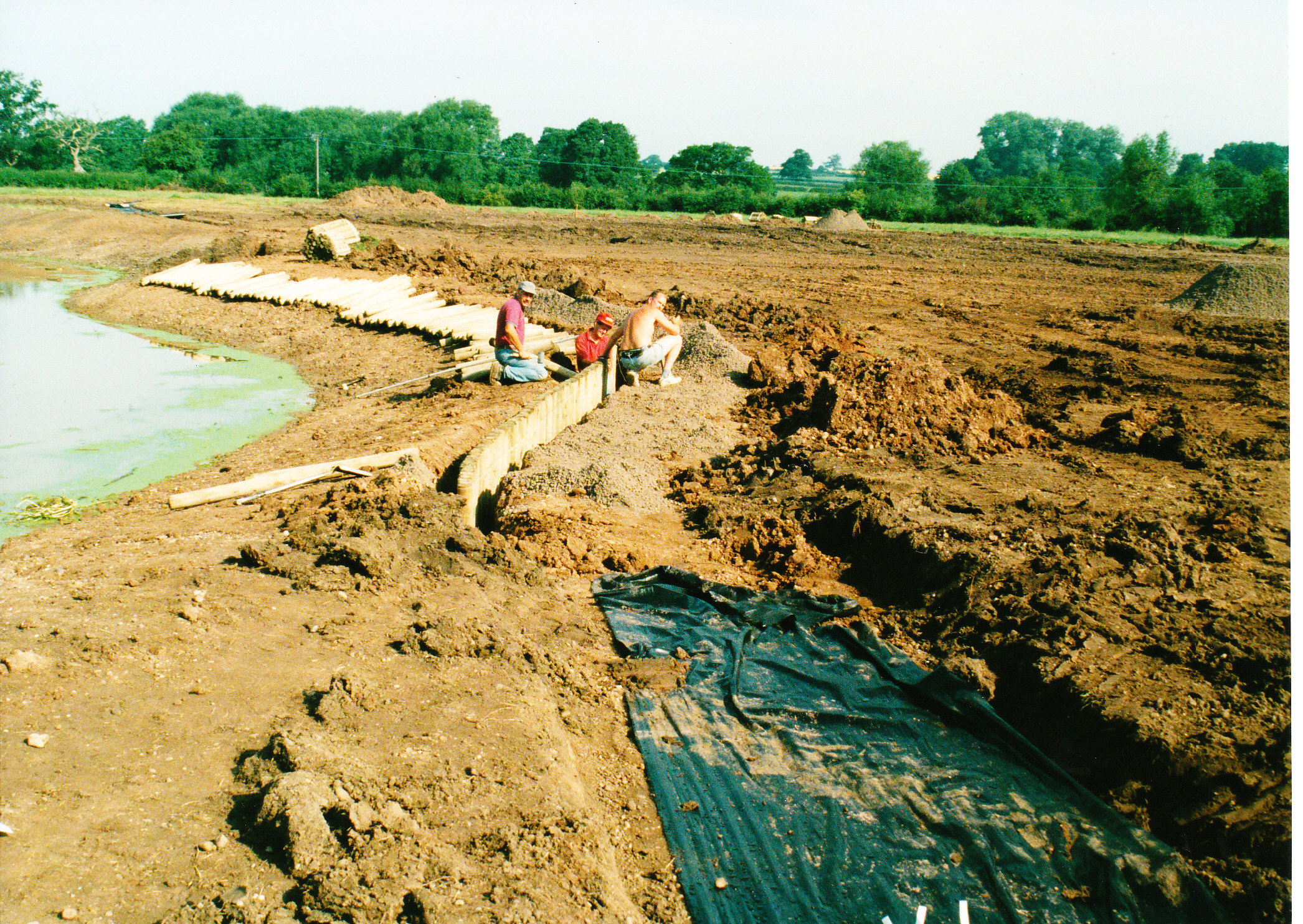 Pond Creation 14