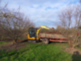 Laying Hardstanding Paths 01.JPG