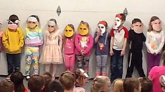 Preschool Readers Theater