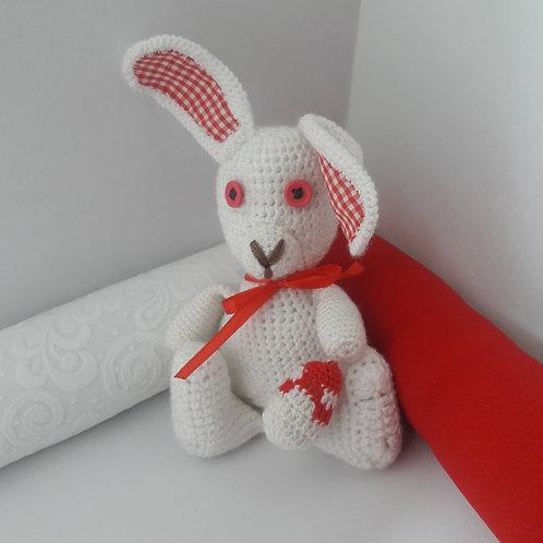 Easter bunny amigurumi, crochet bunny, easter bunny toy, crochet Amigurumi, stuf