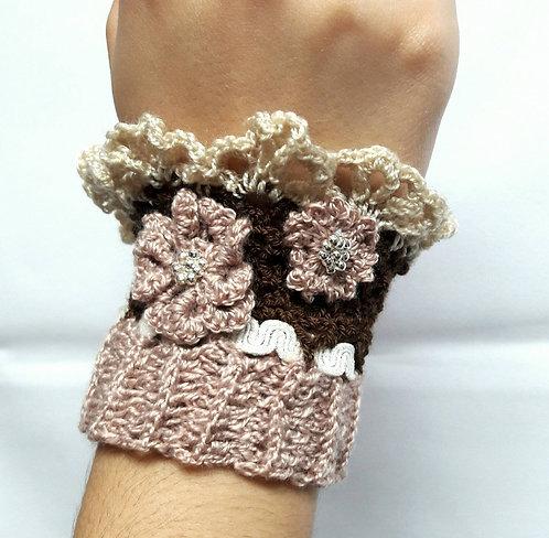 Braided bracelet, Woven Boho Bracelet