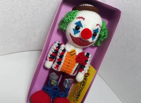 Another Clown Joker to the USA.