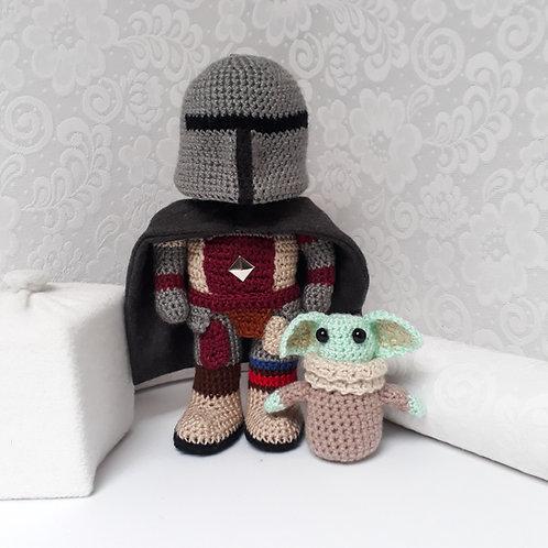 Mandalorian Crochet