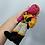 Thumbnail: Thanos amigurumi, Handmade Crochet Thanos, Thanos doll