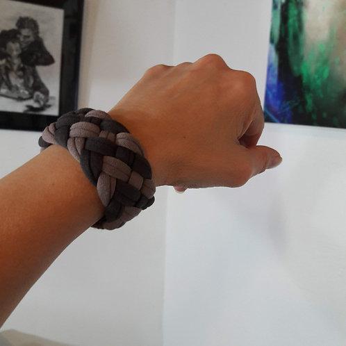 Braided bracelet, unisex bracelet, womens bracelet, woven cuff