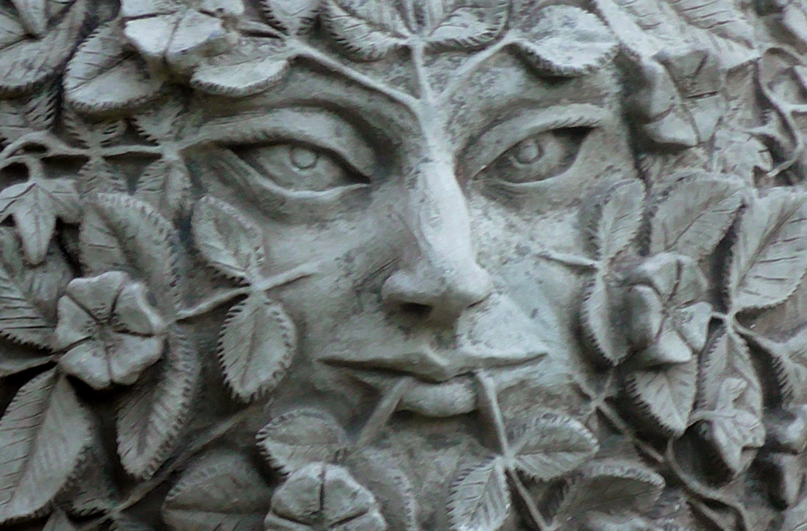The Foliate Green Man