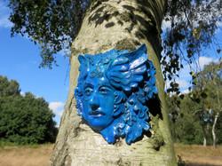 The Morrigan (blue)