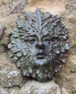 Young Green Man
