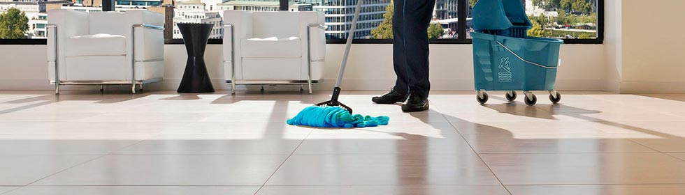 Mopping image