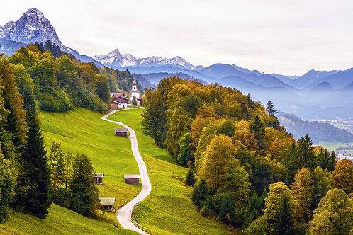 TOP- Hiking Tours Bavarian Alps