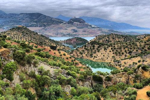 Andalucia (Granada to Seville), Spain