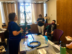 Meeting at Az Senate