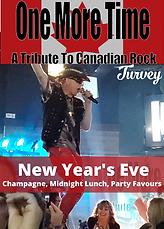 New Year's Eve in Regina