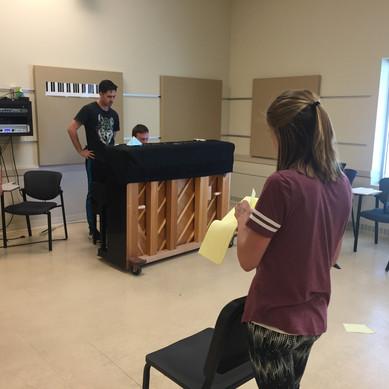 Vocal Coaching
