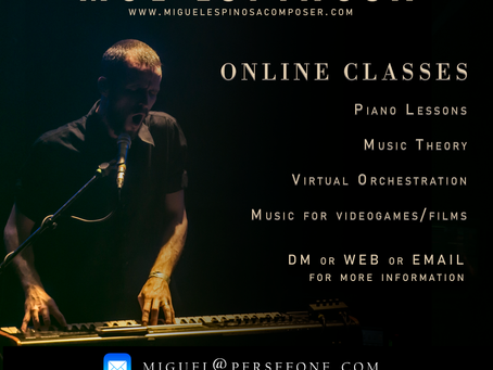 ONLINE LESSONS AVAILABLE!