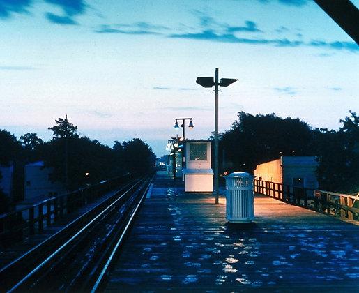 Blue Line, Pulaski
