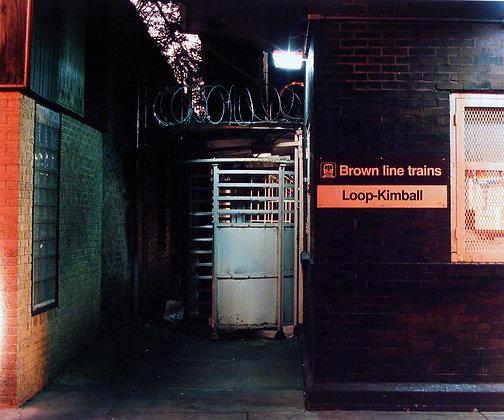Brown Line, Kimball (2)