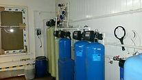 Водоочистка для производства