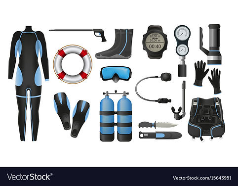 equipment-for-diving-scuba-gear-and-acce